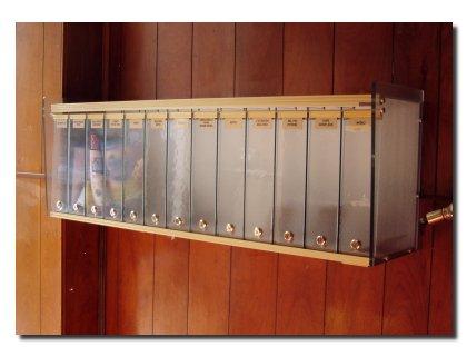 cassette per lettere ::: cassette postali ::: seat srl torino :::